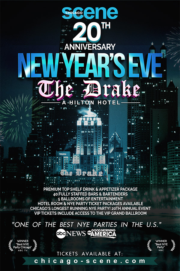 2020 Halloween At The Drake Hotel Chicago New Year's Eve Celebration at The Drake Hotel 2020